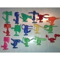 Coleccion Completa De Pajaros De Herramienta Twinky Kellogs