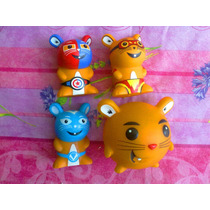 Del Taco Varias Figuras De Hamster