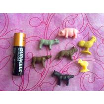 Mini Figuras De Animales, Gran Lote Para Adornos, Maquetas