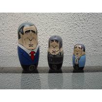 George W Bush Matryoshka Conmemorativa