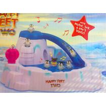 Happy Feet 2 Set De Juego Con Sonidos