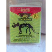 National Geographic Kids Fosforodinos, Dinosaurio Para Armar