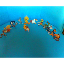 Looney Tunes Figuras Armables Marvin K9 Piolin Taz Etc