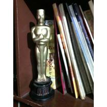 Antigua Estatuilla De Los Oscares