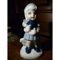 Muñeca De Porcelana Sin Marca Ni Sello