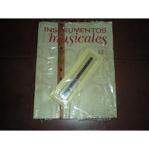 Instrumentos Musicales Miniatura Coleccion Salvat $295