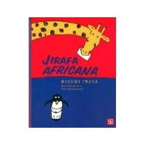 Libro Jirafa Africana *cj