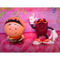 Lote De Figuras De Raisins Y De Pelicula De Disney
