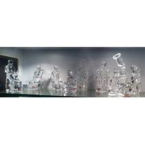 8 Figuras De Cristal Orrefors