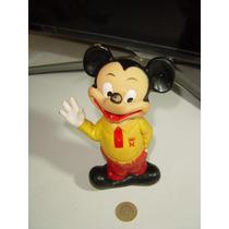 Vintage Figura De Mickey Mouse Ensueño De Vinil