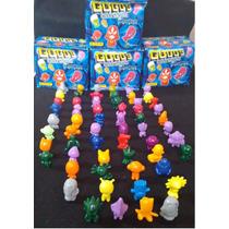 Coleccion Completa Gogos Crazy Bones Serie Urban Toys Panini