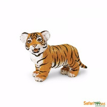 Safari Ltd, Cachorro De Tigre De Bengala, Nuevo, No Schleich