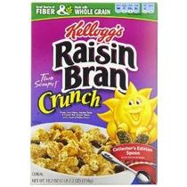 Raisin Bran Crunch Cereal 18.2 Cajas -ounce (paquete De 4)