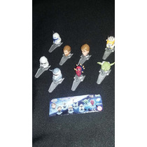 Star Wars Grezon Coleccion Completa Tipo Kinder Sorpresa