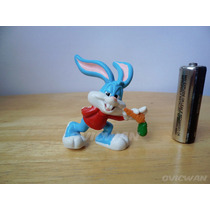Figura Conejo Buster Bunny Tiny Toons 1991 Applause Lt37