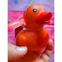 Figura De Pato Disfrazado De Galleta De Jengibre De Navidad