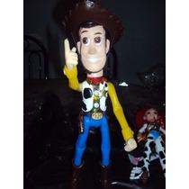 Woody De Toy Story Con Luz