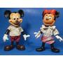 Mickey Y Minnie Jugarama Producción Walt Disney Vintage