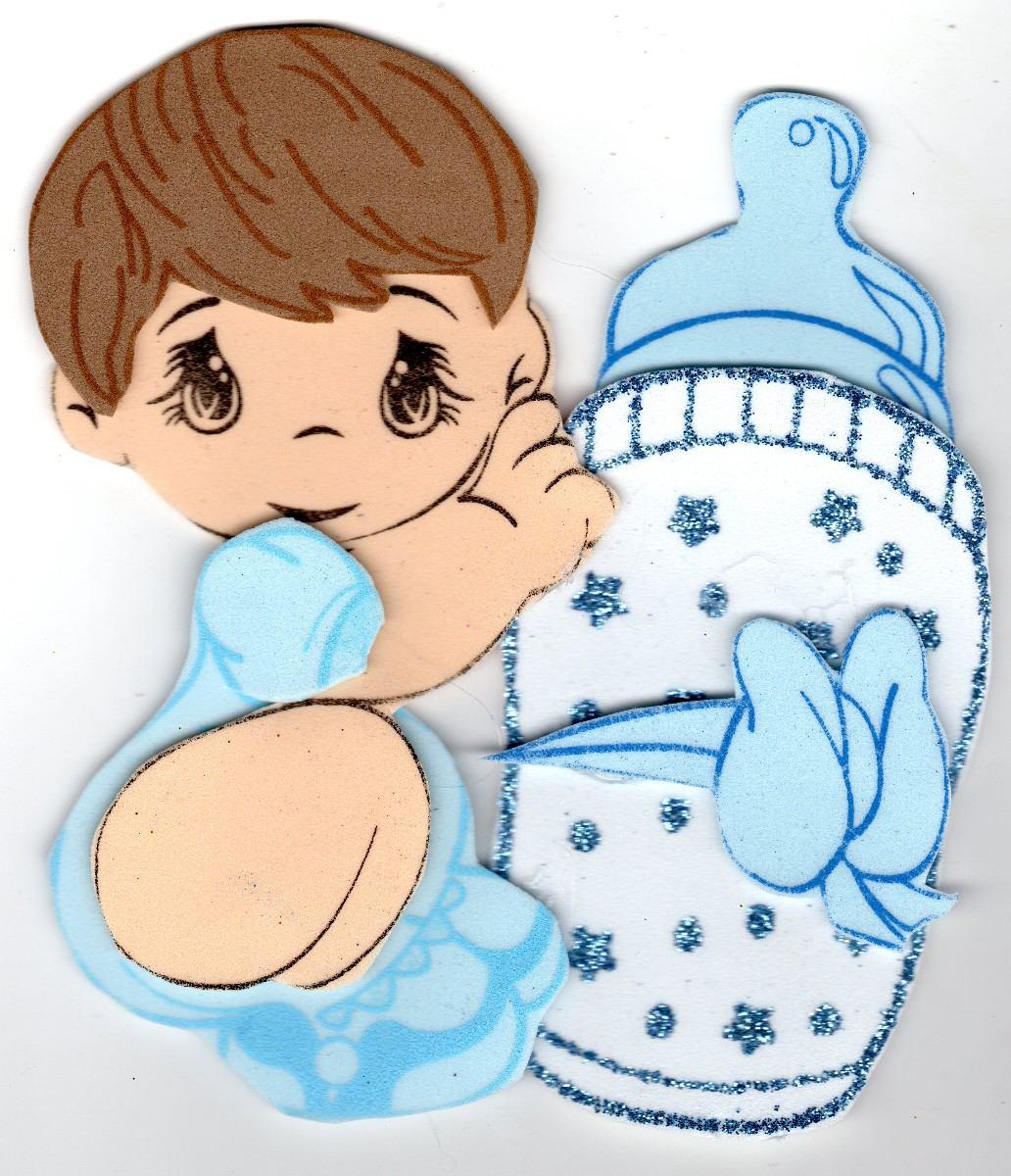 Figuras para baby shower niño - Imagui