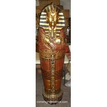 Sarcofago / Librero Egipcio De Tutankamon