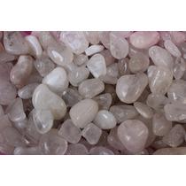 Cuarzo Blanco Natural Rolado 1383