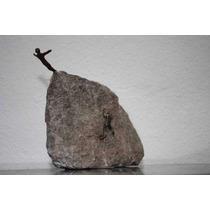 Remate Escultura Bronce Directa Del Artista Pieza Unica