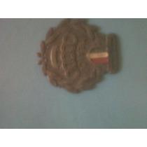 Bonita Medalla De Metal De Mexico