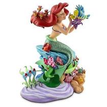 La Sirenita Disney Escultura Mediana