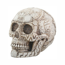 Craneo De Diseño Azteca Tamaño Real
