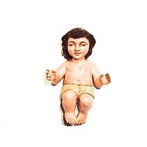 Niño Dios De Madera De Sabino