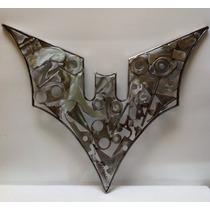Logo Batman / Modelo 3 / De Metal / Fierro