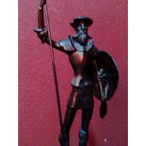 Escultura Figura Metalica Don Quijote