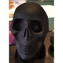 Cráneo Calavera Pizarrón Catrina Halloween Día De Muertos