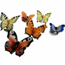Mariposas De Porcelana