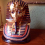 Esculturas Finas De Nadal Tutankamon Y Nefertiti