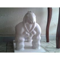 Escultura Caballo De Botero (replica)