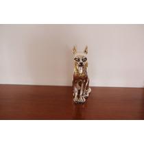 Escultura D Argenta Gato Egipcio