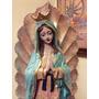 Hermosa Pieza De Virgen De Guadalupe!