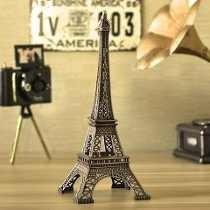 Torre Francia Eiffel Metal Escala 60cm