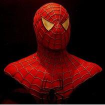 Busto De Spiderman 45 Cm De Alto