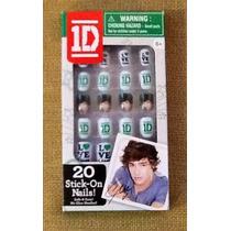One Direction, Uñas Postizas Liam (artículo Oficial). Mn4