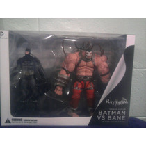 Batman Vs Bane Pack Liga De La Justicia New 52 Dc Direct