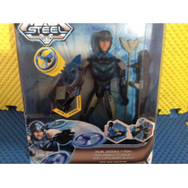 Max Steel Doble Ataque De Mattel