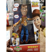 Juguetiness: Woody Toy Story Mattel Dice Tres Frases