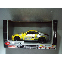 Dickie Nissan Fairlady 350 Z Amarillo 1:36