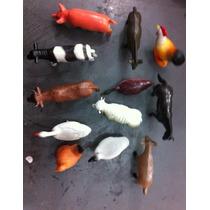 Animales De Granja Mar Juguete Miniatura Para Maquetas