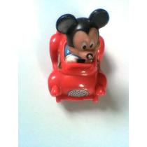 Mickey Mouse En Carrito