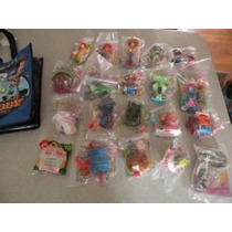 Vintage Set De 18 Juguetes Toy Story 2 Mc Donalds Vjr