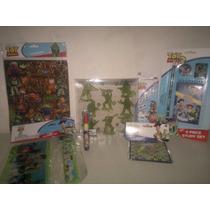 Lote De Juguetes Toy Story Coleccion
