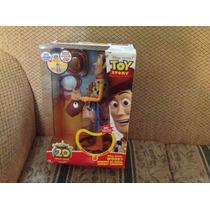Woody Vaquero De Rodeo Edicion 20 Aniversario Toy Story